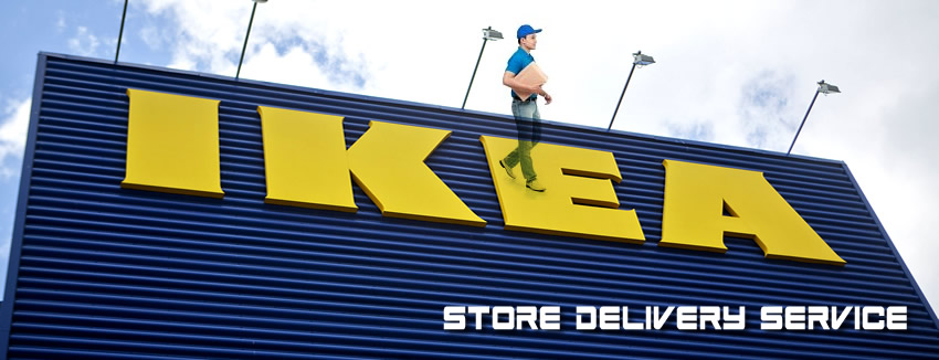 Ikea Man and Van delivery service