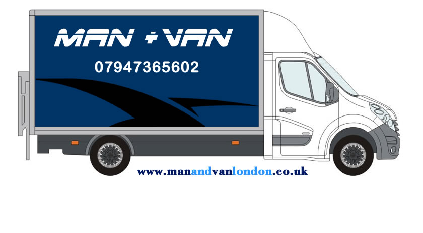 Welcome to Man and van London